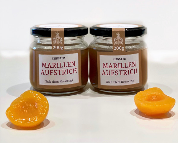 Marillen-Aufstrich 2er-Pack