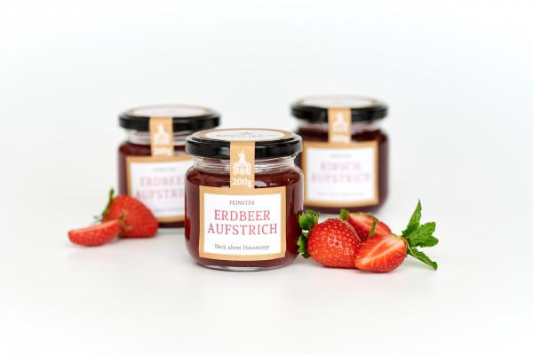 Erdbeer-Aufstrich 2er-Pack