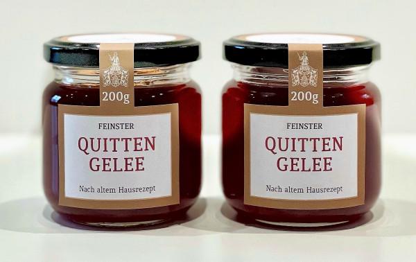 Quitten-Gelee 2er-Pack