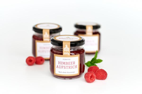 Himbeer-Aufstrich 2er-Pack