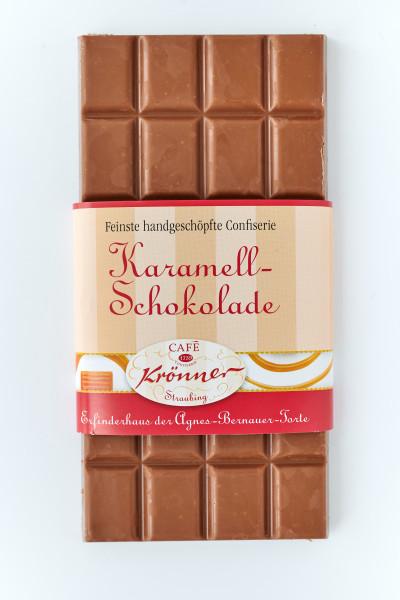 Karamell-Schokolade (3 Stück)